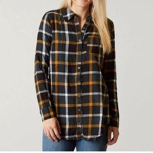 🔥🖤 BKE/Buckle Buffalo Plaid Flannel Shirt